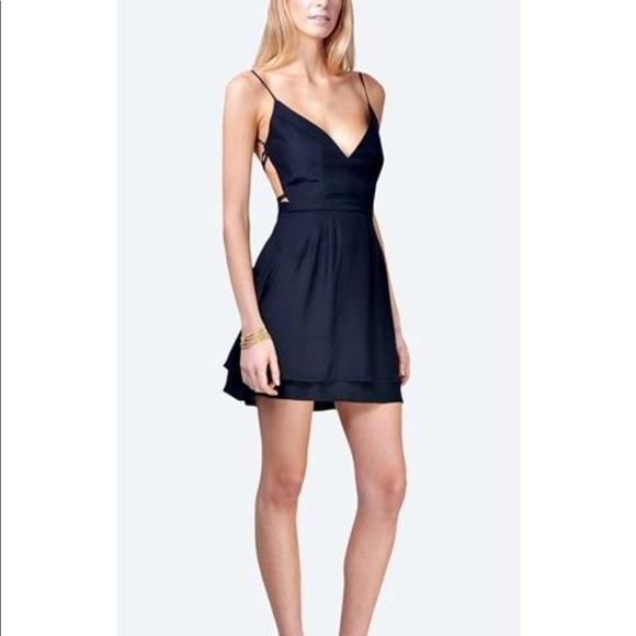 Serena Backless Dress